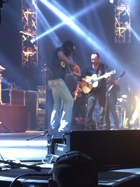 Dave Matthews & Boyd Tinsley killing it