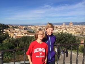 Ciao, Firenze!