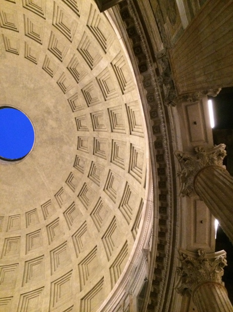 Pantheon - the dome that inspired all other domes