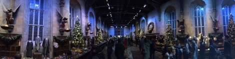 Hogwarts' Great Hall