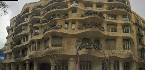 Gaudí's Casa Milá (La Pedrera)