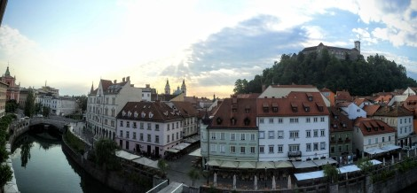 We loved Ljubljana, Slovenia!