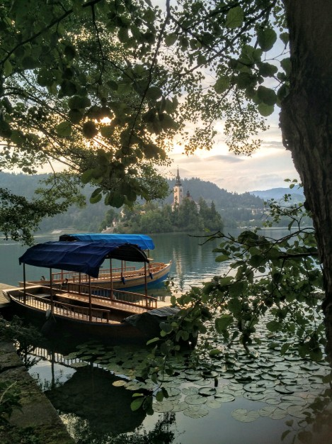 Lovely Lake Bled